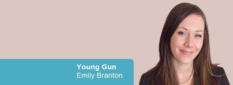 Social Innovation Panel | Link2Feed's President Emily Branton