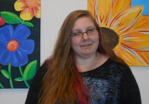Atiye Chappell, Development Coordinator- Network and Info Systems, Fredericksburg Regional Food Bank