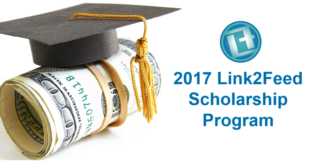 Link2Feed Scholarship Fund Winners