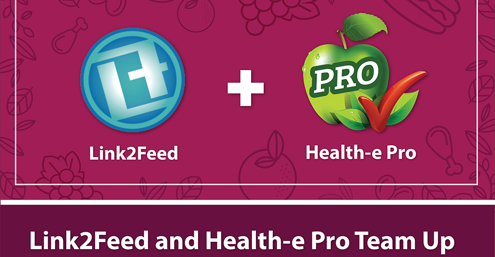 Link2Feed and Health-e Pro